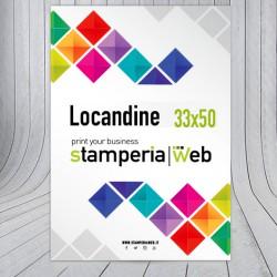 Locandine 33x50