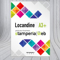 Locandine A3+