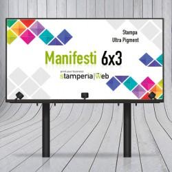 Manifesti 6x3