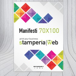 Manifesti 70x100