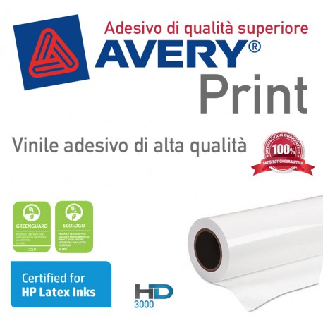 Pvc Avery Print