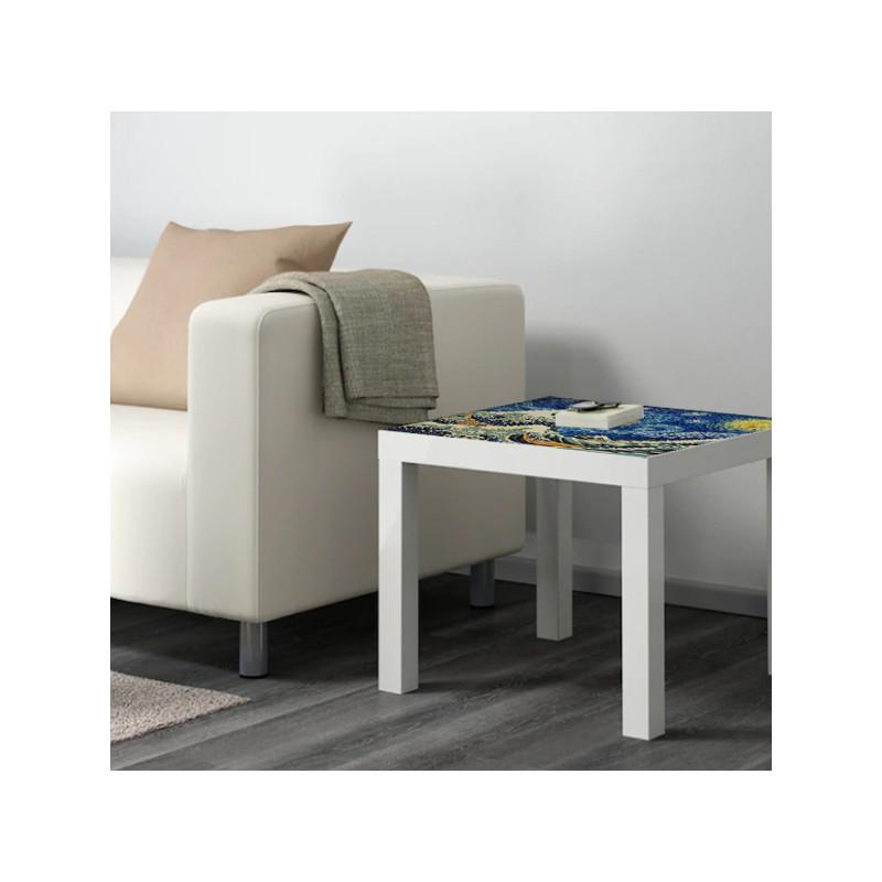 Dimensioni Tavolino Lack Ikea.Cover Tavolino Ikea Lack Personalizzato