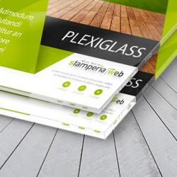 Plexiglas Trasparente personalizzato