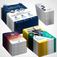 Volantini stampa a colori